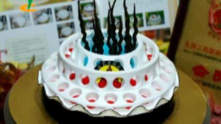 陶艺蛋糕刘科元陶艺蛋糕培训陶艺蛋糕制作