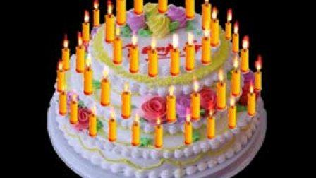生日蛋糕【动态素材】