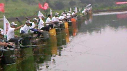 衡阳市军佗鱼具第一届狼王杯钓鱼比赛