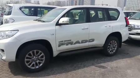 18款中东版普拉多2700现车最低报价 配置参数及马力介
