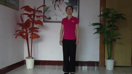 学跳健身舞:中华全家福