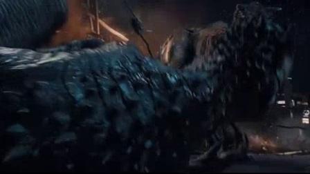 我在侏罗纪世界截了一段小视频