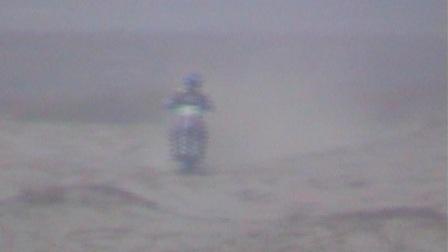 2010年1月15日潮白河LD450越野2