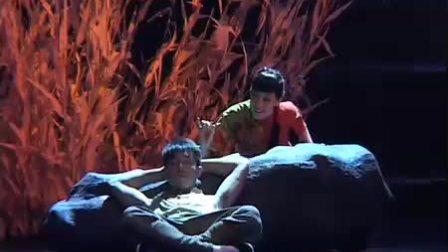 总政歌舞团大型红色经典舞剧《铁道游击队》双人舞片花