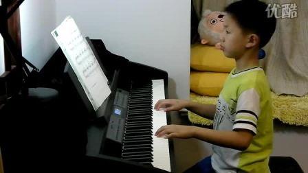 钢琴曲  白驹演奏  四只小天鹅舞曲  四只小天鹅