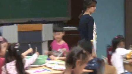 人美版小学一年级美术下册15.春天的色彩-辛老师配视频课件教案