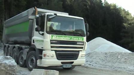 荷兰 吉纳夫 卡车 GINAF X 5364 T for Bärnthaler Trans