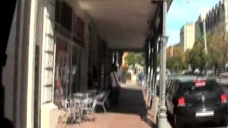环球音乐之旅-南非站 街头文化cd唱片店掠影上