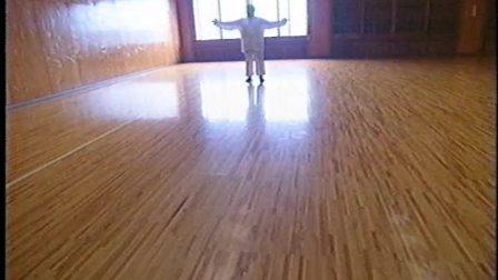 八卦掌绝技-片花(马传旭演示)