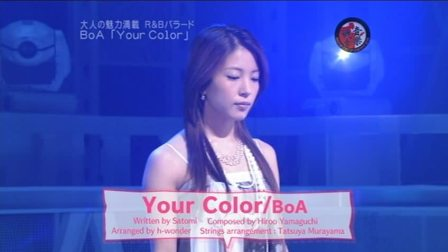 [LIVE]Your Color (高清)