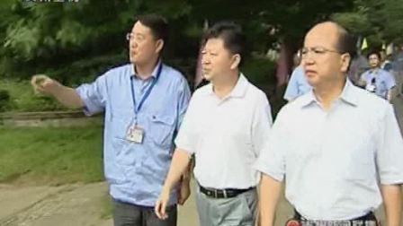 省政协调研组在贵航高级技工学校调研100709 贵州新闻联播