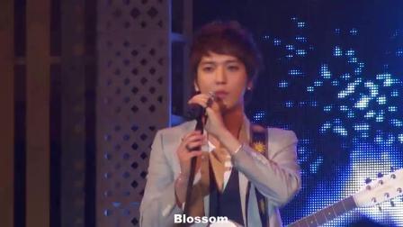 100627 CNBLUE 釜山海云台公演외톨이야 ( Encore )