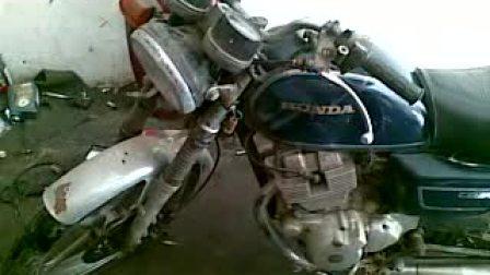 本田CD250