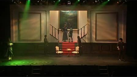 黑執事舞台劇-3.劉 (Lau)