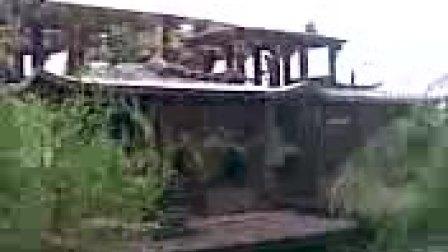 铜陵市区方言解说天井湖风景区