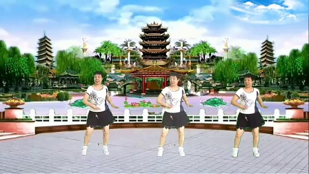 嘉祥村广场舞【不要停】编舞段希帆