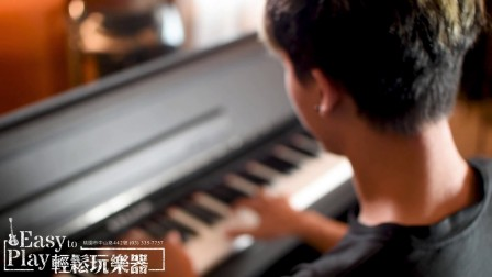 NUX智能钢琴WK-310演示