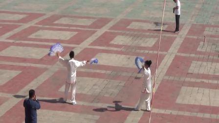 克山县武术协会成立一周年庆典活动