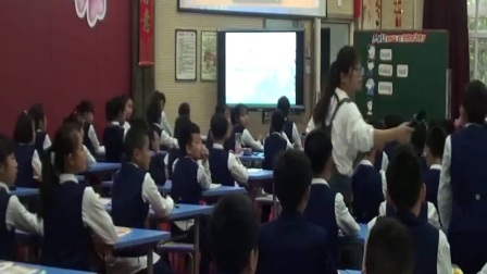 外研版(三起)小學英語五下Module2  Unit 2 Mr. Li was a teacher.湖南謝姝