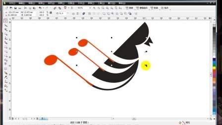 平面设计培训教程-cdr软件教程-LOGO-品牌设计