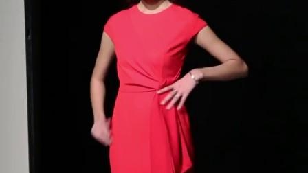 红色连衣裙http://msrui.com/qun/6.html修身长裙,转载请注明美思芮 谢谢合作