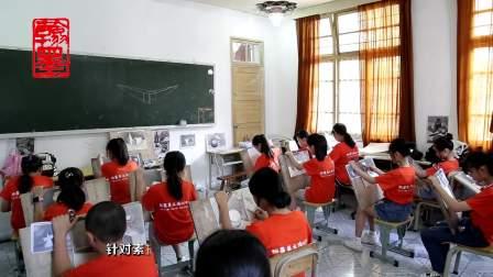 翰墨美术培训中心宣传短片