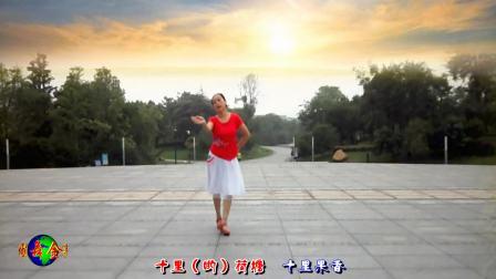 金华广场舞 在希望的田野上 原创附教材