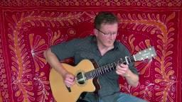 德国演奏家Thomas Schaller指弹吉他作品「Frühling春」