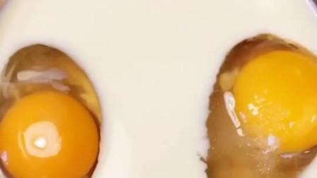 美拍视频: 自制蛋挞教程#美食#