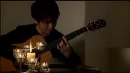 押尾光太郎指弹吉他作品「見上げてごらん夜の星を」