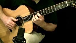 美国演奏家Derek Patton指弹吉他作品「Simple Trust」