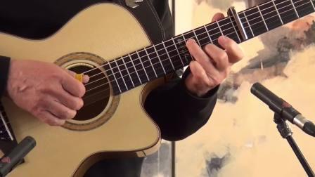 Ulli Boegershausen指弹吉他改编作品「斯卡波罗集市」