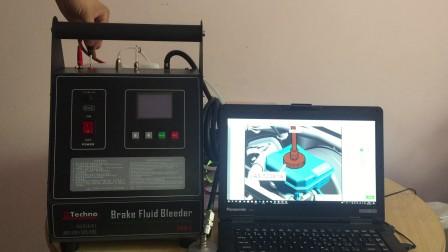 脉动式制动油交换机