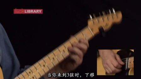 六周乡村电吉他教程-第一周