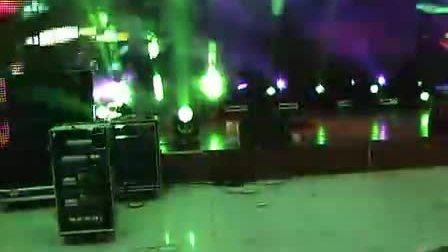 300W光束灯效果视频
