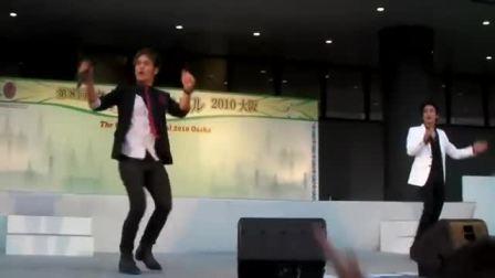 【现场】泰国悲情王子Aof日本大阪泰国音乐季第八届表演