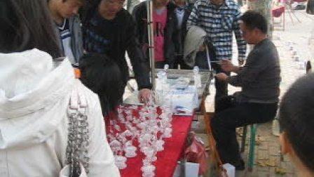水晶玻璃工艺品制作