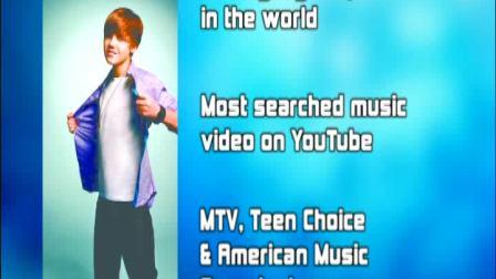 "Justin Bieber 2010-01-12 BBC ""Blue Peter"""