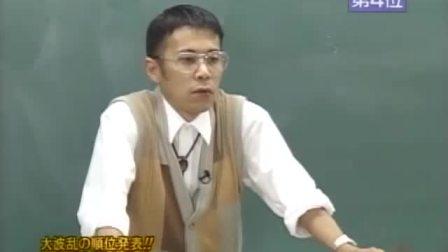 『めちゃ×2イケてるッ!』'00.07.15 (4-4) 第1回抜き打ちテスト