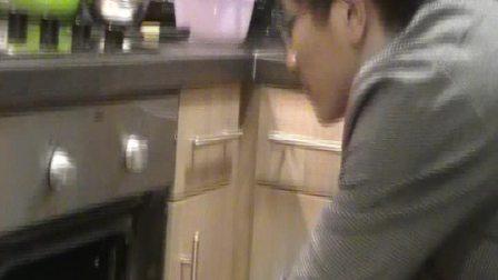 第一次用烤箱烤鸡