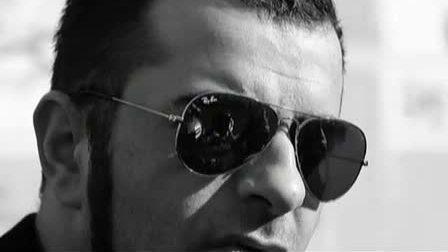 雷朋 3025 眼镜中的战斗机太阳镜男女都适合带