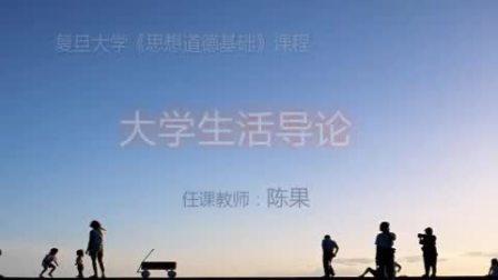 关于爱情-思想道德基础-复旦大学陈果