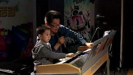 吟飞双排键电子琴--教学交流活动3