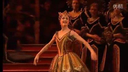 【唐吉尔看芭蕾】天鹅湖Swan Lake第三幕公主的独舞1(ROH)