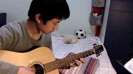北京朝阳吉他培训 朝阳吉他家教Q:591888105 13552082434罗密欧与朱丽叶独奏