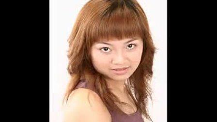 发丝缘美容美发视频教学网 金昇几何剪发与造型(九).flv