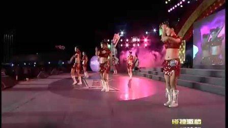 2010青岛啤酒炫舞激情NBA啦啦队选拔赛 东南决赛 02