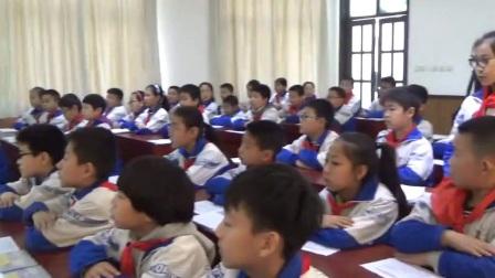人教版小学五年级数学下册7折线统计图单式折线统计图-王老师优质公开课配视频课件教案