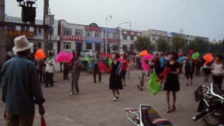 海伦市共合镇共祥村大秧歌表演