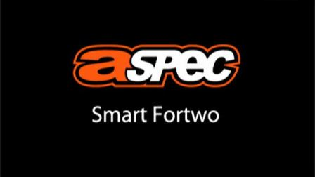 Smart fortwo turbo改A Spec的Square排气